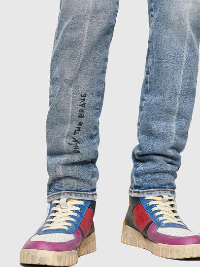 Diesel - D-Kras 009VW, Light Blue - Jeans - Image 5