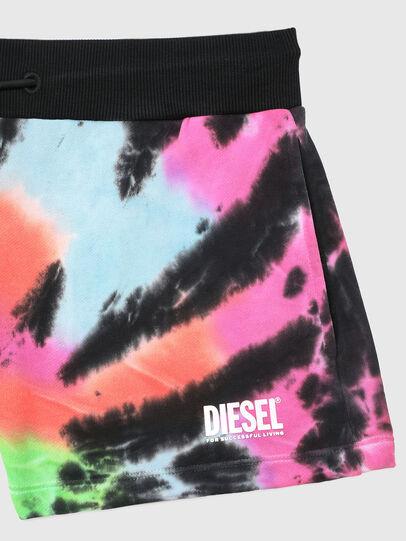 Diesel - BFOWT-SHORTIE, Black/Pink - Out of water - Image 3