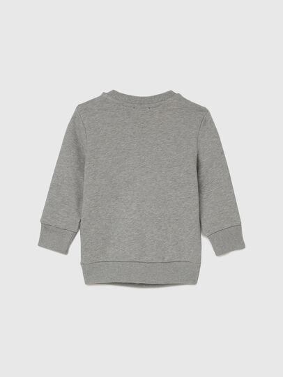 Diesel - SCREWDIVISION-LOGOB-, Grey - Sweaters - Image 2