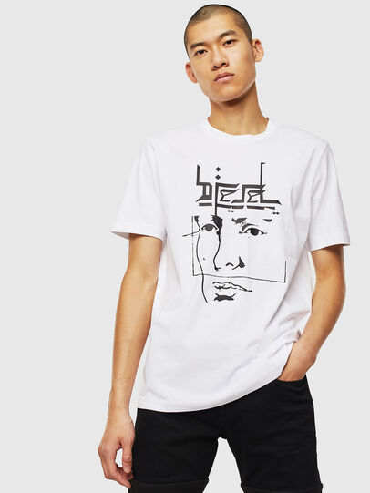 Diesel - T-JUST-J14,  - T-Shirts - Image 1