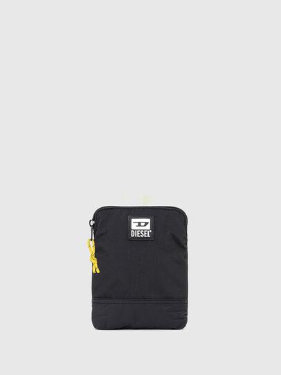 Diesel - VYGA, Black - Crossbody Bags - Image 1
