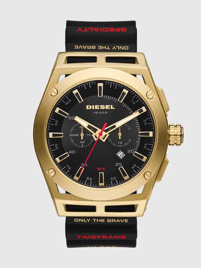 Diesel - DZ4546, Black/Gold - Timeframes - Image 1