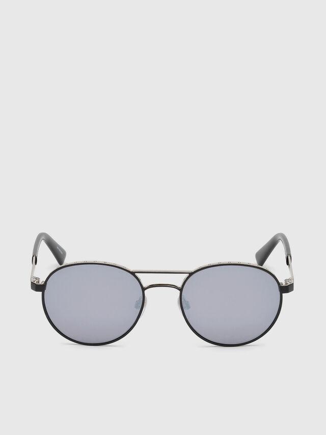 Diesel - DL0265, Black - Sunglasses - Image 1