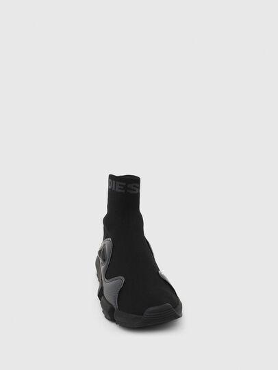 Diesel - H-PADOLA HSB W, Black - Sneakers - Image 5