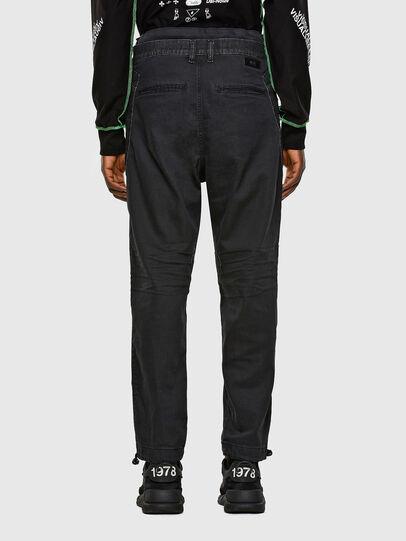 Diesel - D-Skint JoggJeans 069PC, Black/Dark grey - Jeans - Image 2