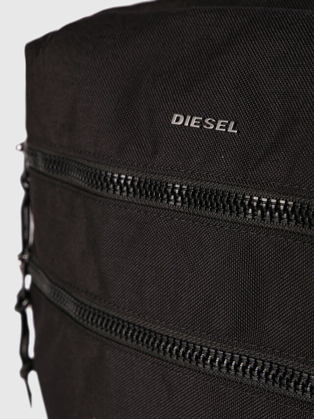 Diesel - F-URBHANITY CROSSBOD, Black - Backpacks - Image 7