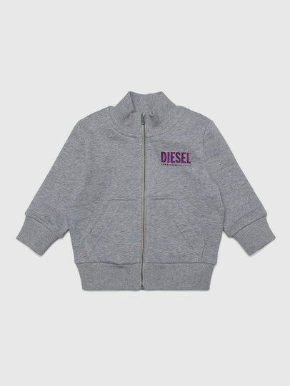 Diesel - SONNYB-FL, Grey - Sweaters - Image 1