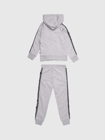 Diesel - SUITAX-SET, Grey - Jumpsuits - Image 2