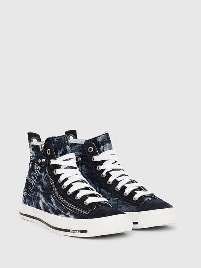 Diesel - EXPO-ZIP W, Dark Blue - Sneakers - Image 2