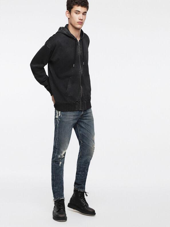 S-STAPP, Black - Sweaters