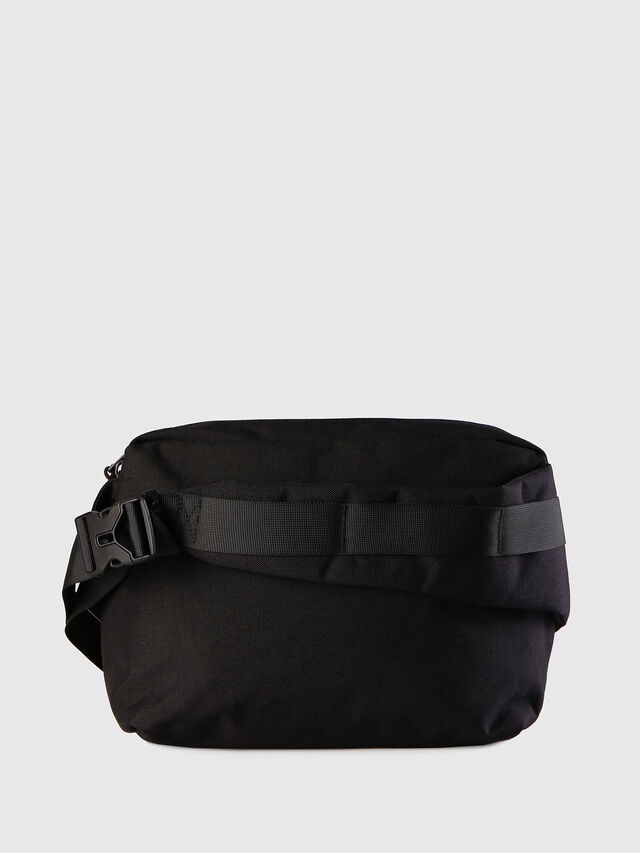 Diesel - F-URBHANITY CROSSBOD, Black - Backpacks - Image 3