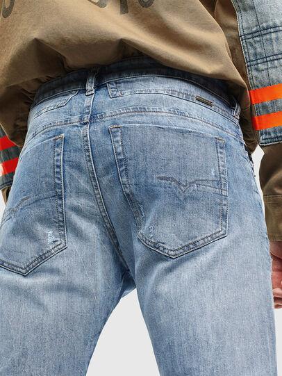 Diesel - D-Bazer 0095V, Light Blue - Jeans - Image 4
