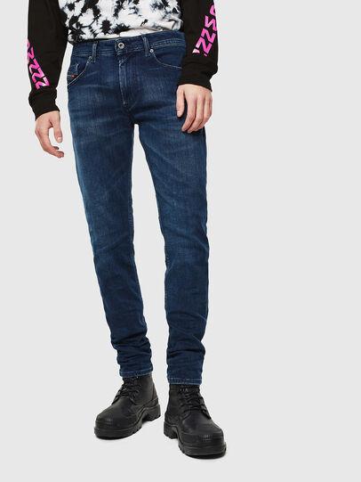 Diesel - Thommer 0095T, Dark Blue - Jeans - Image 1