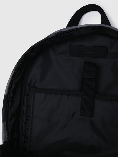 Diesel - VIOLANO, Grey/Black - Backpacks - Image 4