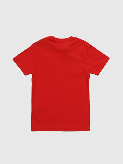 Diesel - TDIEGODIV, Red - T-shirts and Tops - Image 2