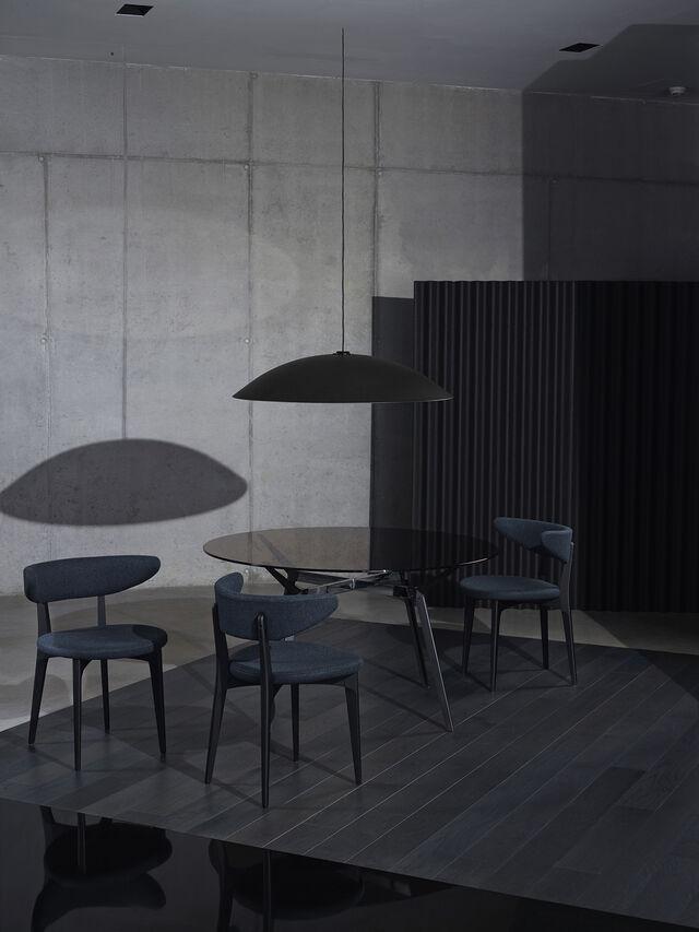 Living DL2H55 SHORTWAVE, Blue - Chairs - Image 3