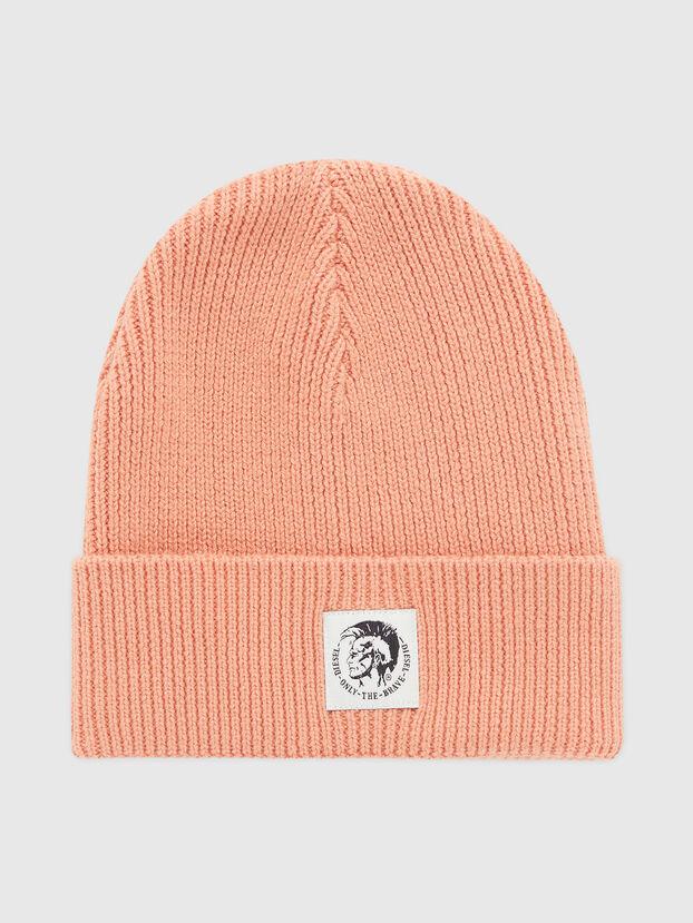 K-CODER-F, Pink - Knit caps