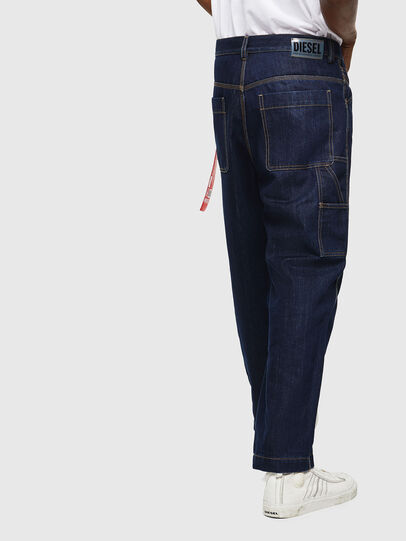 Diesel - CC-D-FRANK, Dark Blue - Pants - Image 4