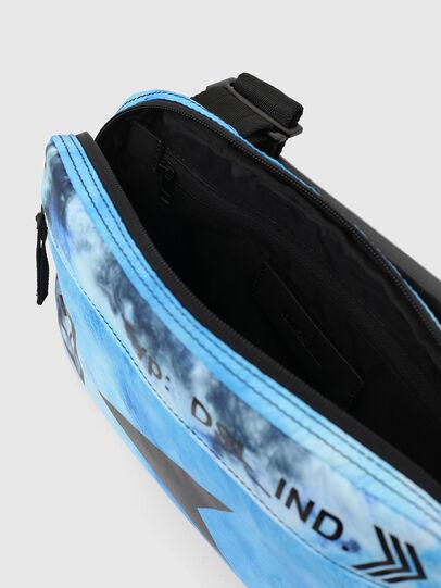 Diesel - SORAKE, Blue - Crossbody Bags - Image 4