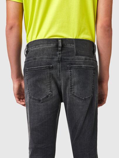 Diesel - D-Istort 069YC, Black/Dark grey - Jeans - Image 4