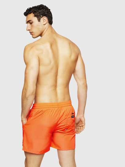Diesel - BMBX-CAYBAY, Orange - Swim shorts - Image 2