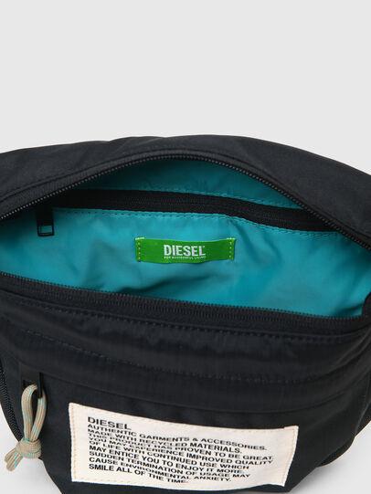 Diesel - LOKI, Black - Crossbody Bags - Image 4
