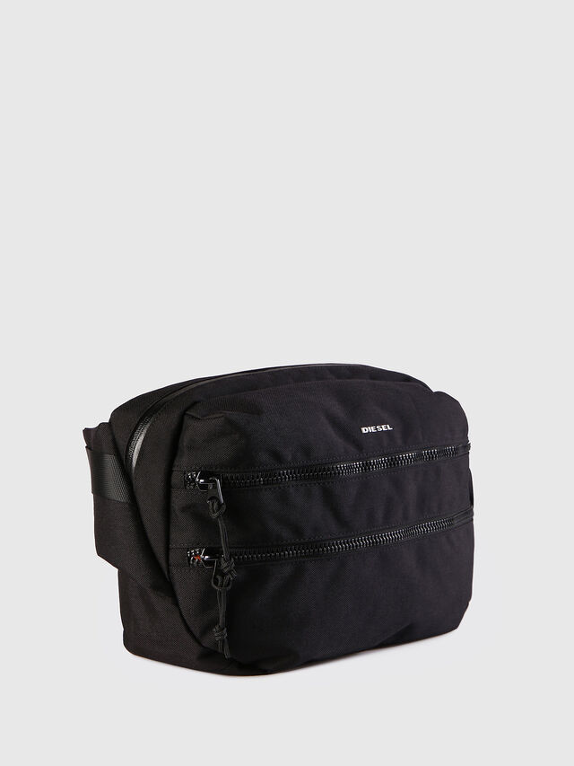 Diesel - F-URBHANITY CROSSBOD, Black - Backpacks - Image 2