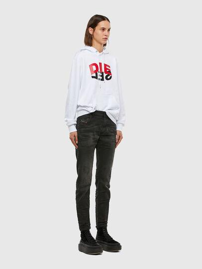 Diesel - KRAILEY JoggJeans® 069QL, Black/Dark grey - Jeans - Image 6