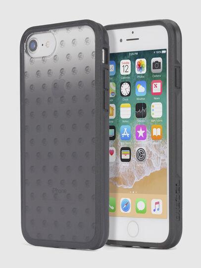 Diesel - MOHICAN HEAD DOTS BLACK IPHONE 8 PLUS/7 PLUS/6s PLUS/6 PLUS CASE,  - Cases - Image 1