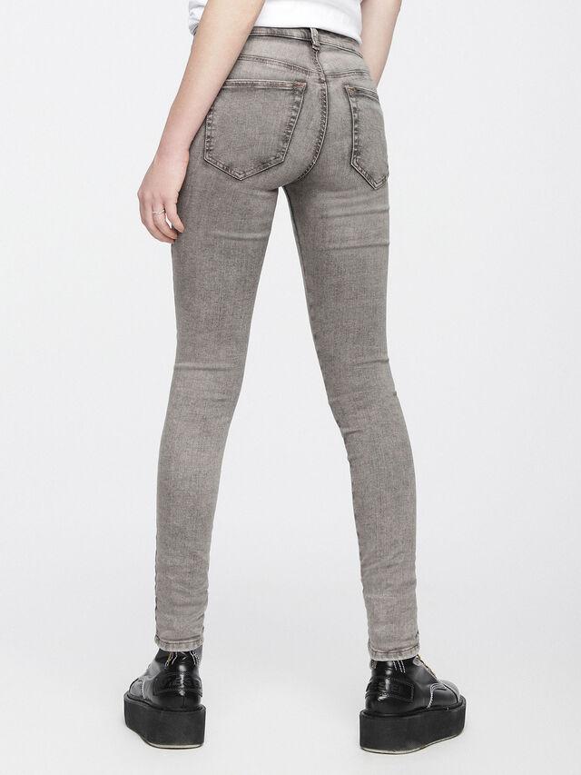 Size 33 Womens Jeans Conversion