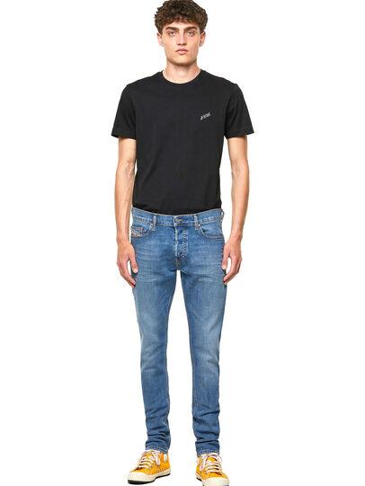 Diesel - D-Luster 009ZR, Light Blue - Jeans - Image 5