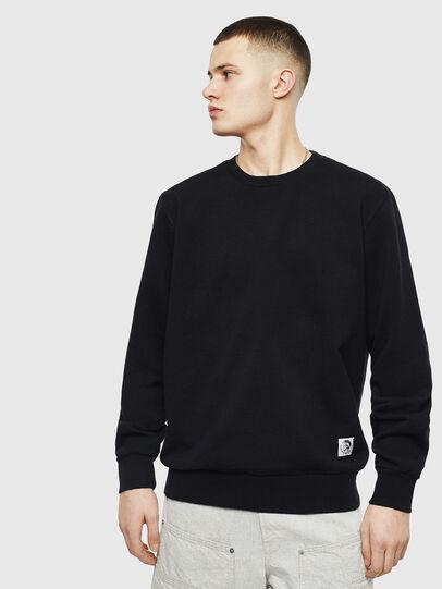 Diesel - S-GIRK-WORK, Black - Sweaters - Image 1