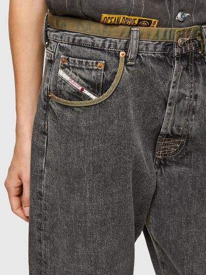 Diesel - DxD-P3 0CBBH, Black/Dark grey - Jeans - Image 4