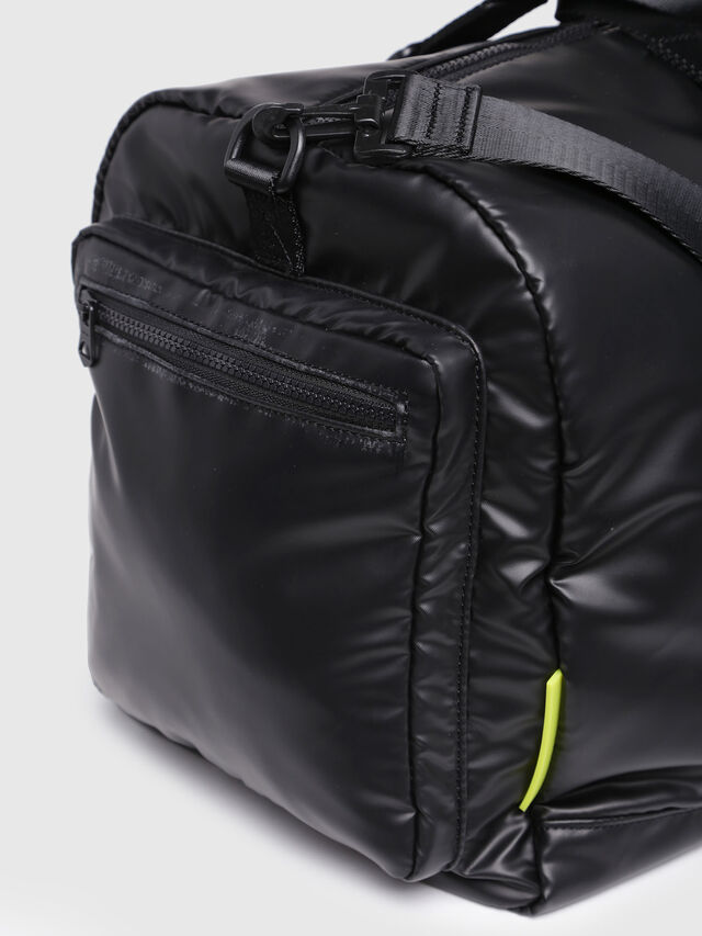 Diesel - F-DISCOVER DUFFLE, Black/Blue - Travel Bags - Image 3