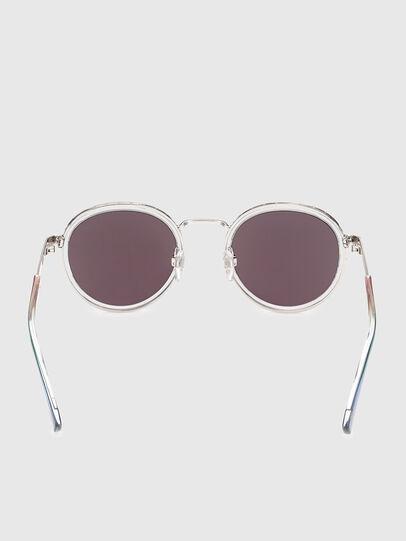 Diesel - DL0321, Multicolor - Sunglasses - Image 4