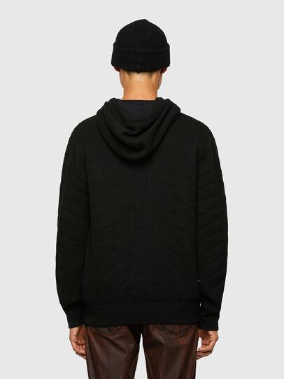 Diesel - K-ALAMAN, Black - Knitwear - Image 2