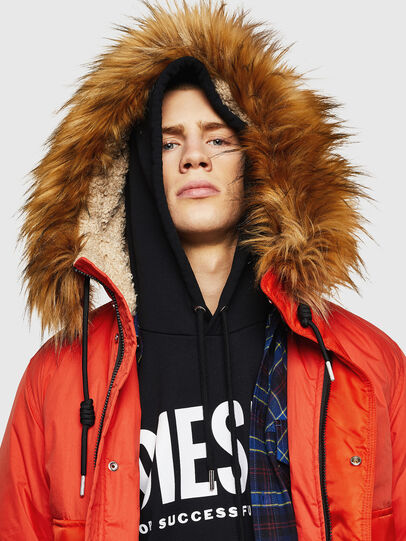Diesel - W-BURKISK,  - Winter Jackets - Image 6