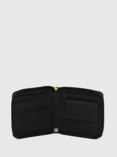 Diesel - ZIPPY HIRESH S II, Olive Green - Small Wallets - Image 3
