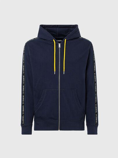 Diesel - UMLT-BRANDON-Z, Blue - Sweaters - Image 1