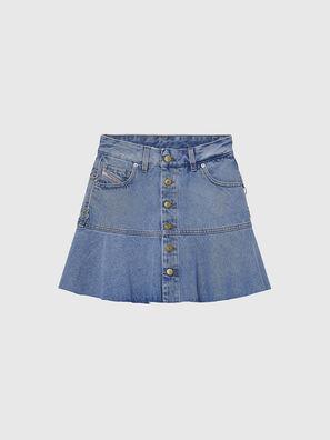 DE-BETHY, Light Blue - Skirts