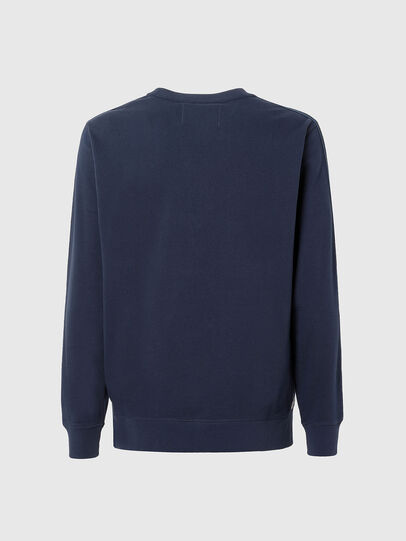 Diesel - UMLT-WILLY, Blue - Sweaters - Image 2