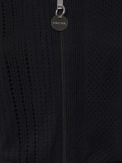 Diesel - M-ZELDA, Black - Knitwear - Image 3