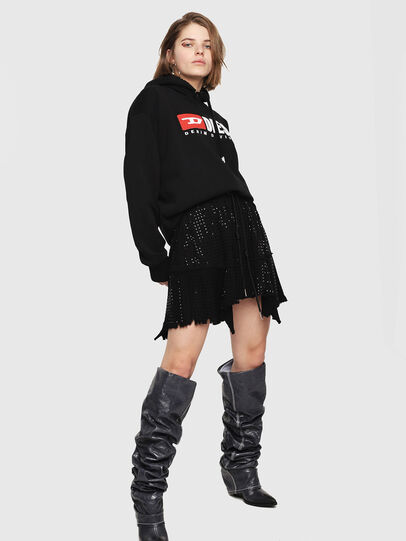 Diesel - O-CRYS,  - Skirts - Image 4
