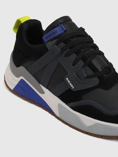 Diesel - S-BRENTHA WL, Black - Sneakers - Image 4