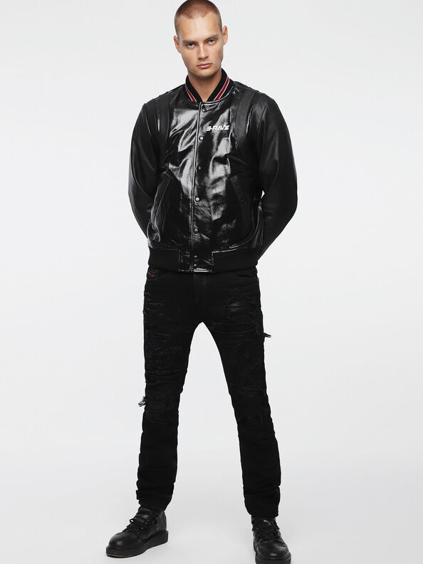 L-BILLY,  - Leather jackets