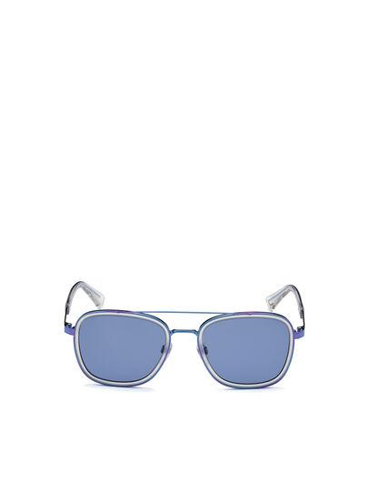 Diesel - DL0320, Blue - Sunglasses - Image 1