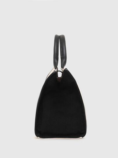Diesel - SANBONNY MPF, Black/White - Satchels and Handbags - Image 3