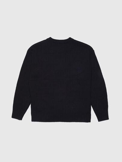 Diesel - KLOGOXA, Black/White - Knitwear - Image 2
