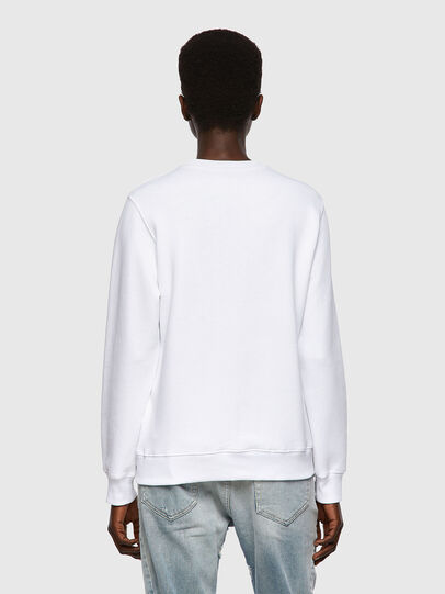 Diesel - F-ANGS-B1, White - Sweaters - Image 2