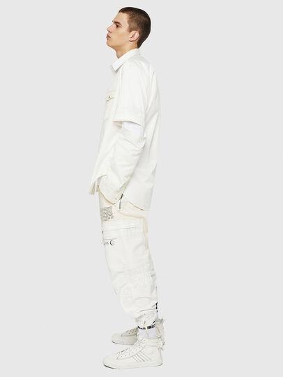 Diesel - S-KOSOV, White - Shirts - Image 6